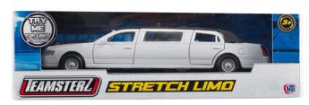 Limuzína Teamsterz barva limuzíny: bílá