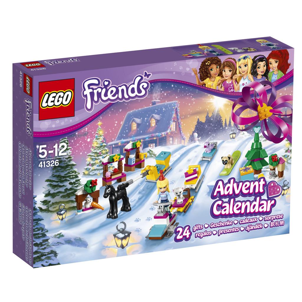LEGO® Friends adventní kalendář