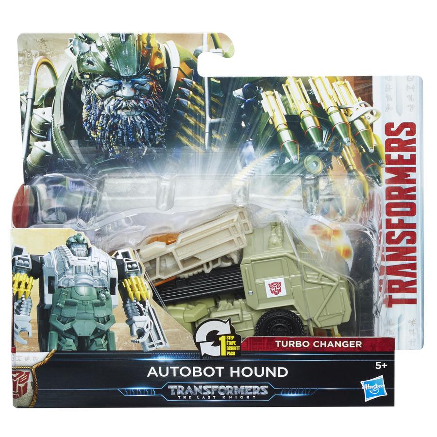 Transformers MV5 Turbo 1x transformace Autobot Hound