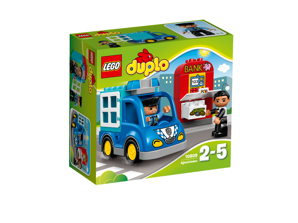 LEGO® DUPLO® Policejní hlídka