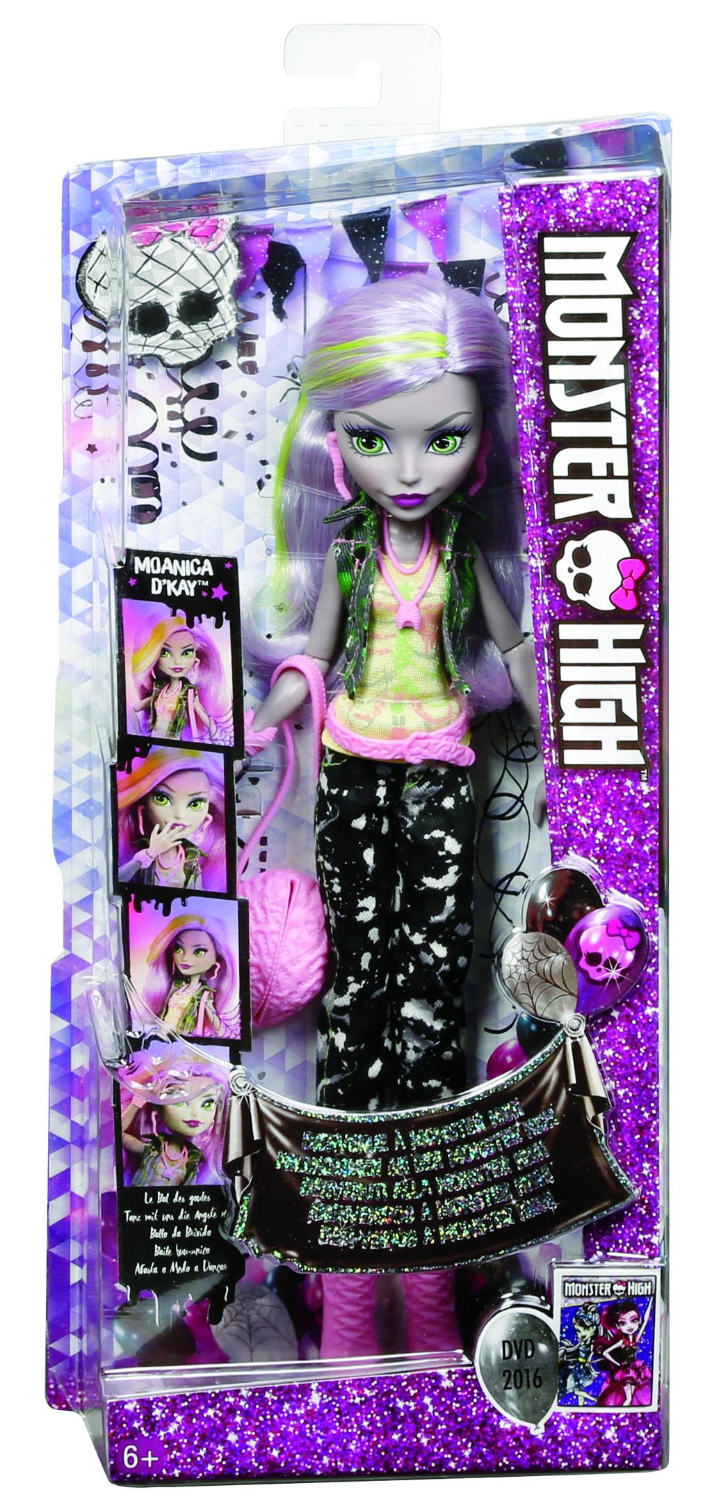 Monster High Moanica
