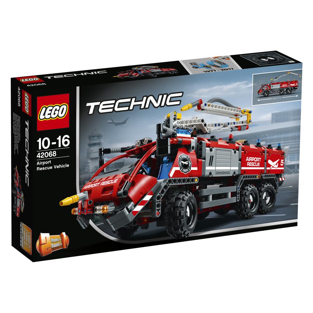 LEGO® Technic Letištní záchranné vozidlo