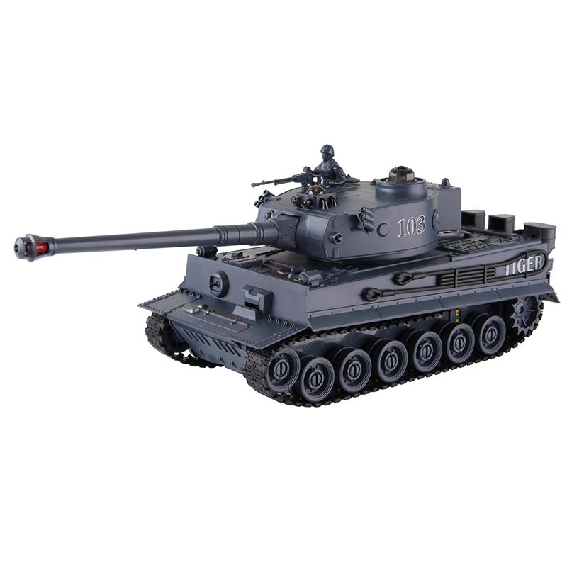 Tank Tiger 1:24
