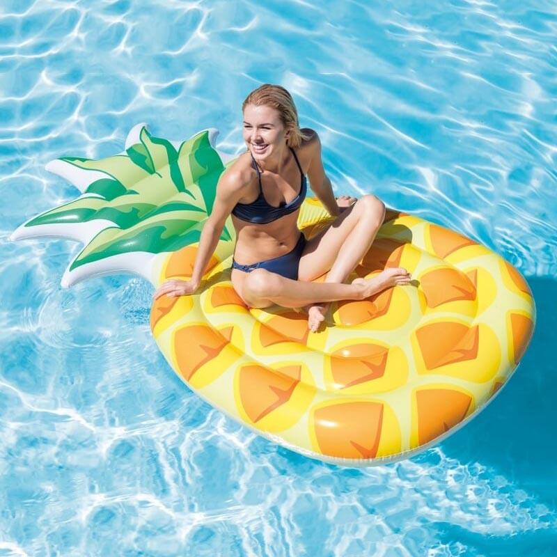 Nafukovací maxi ananas