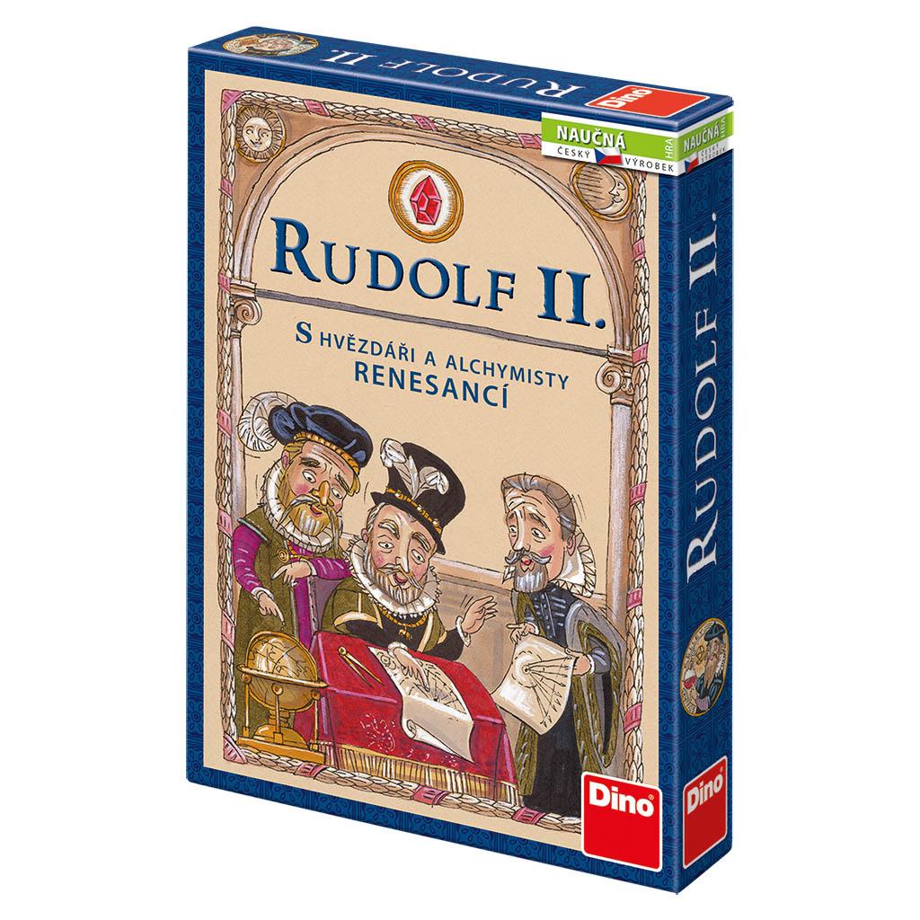 DINO hra Rudolf II.