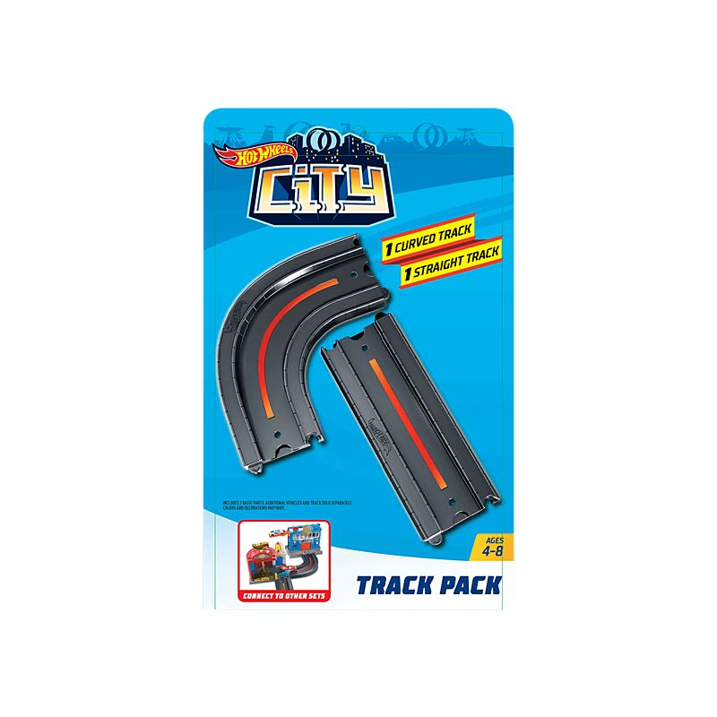 Hot Wheels City Track pack