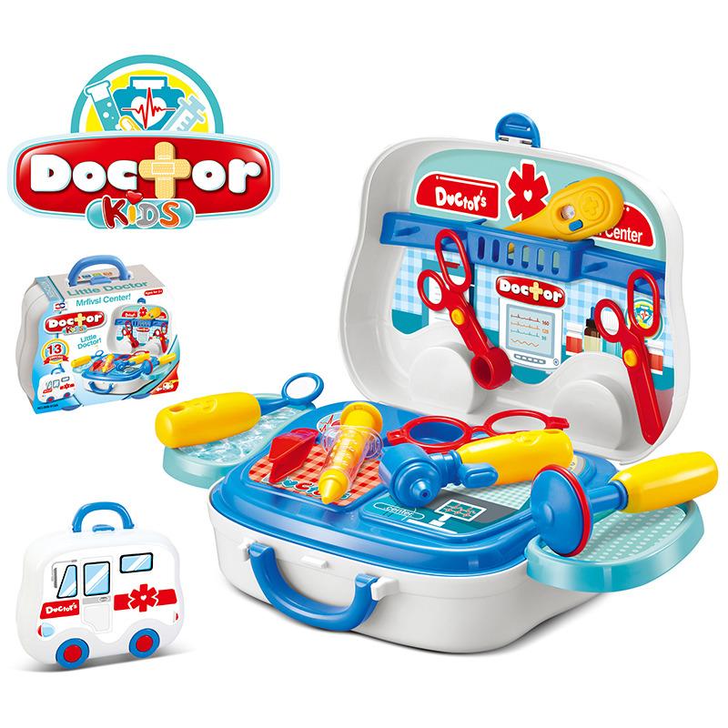 Doktorský kufřík - auto