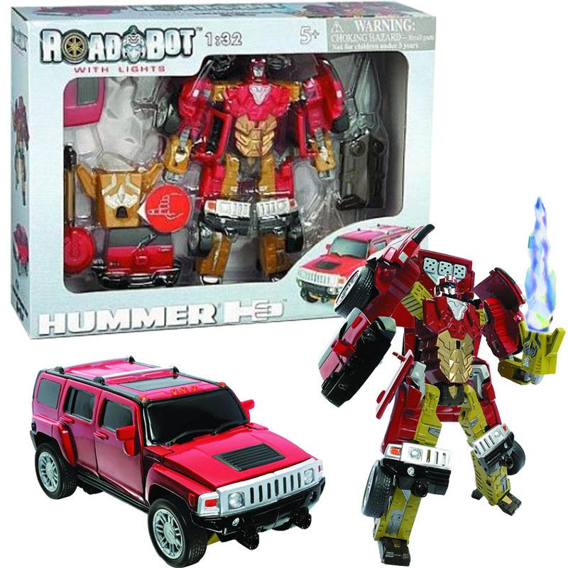 Road Bot Hummer H3 1:32