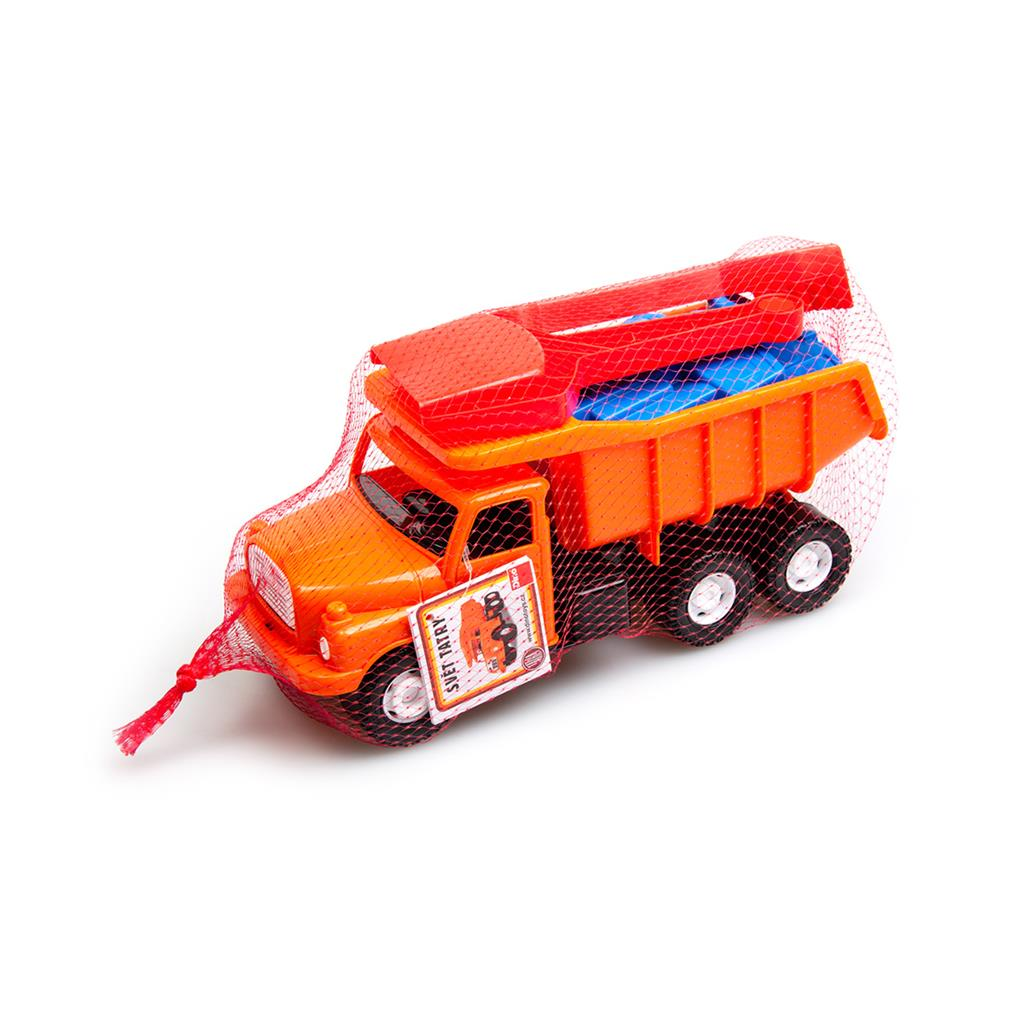 Tatra 148 oranžová pískový set