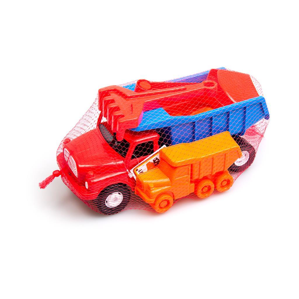 Tatra 148 červeno modrá pískový set