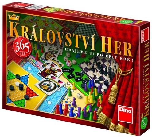 Dino Království her (365 her)