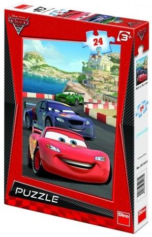 DINO Puzzle Cars 2: Na Riviéře 24 dílků