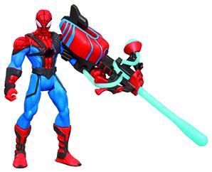 Spiderman akční vystřelovací figurky