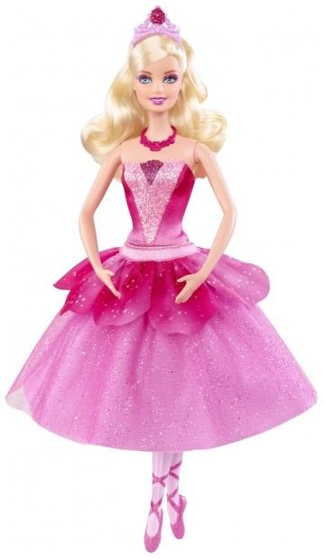 Mattel Barbie primabalerína