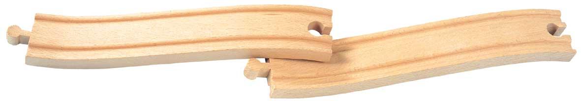 Nájezdové koleje - 2 kusy - Maxim 50908