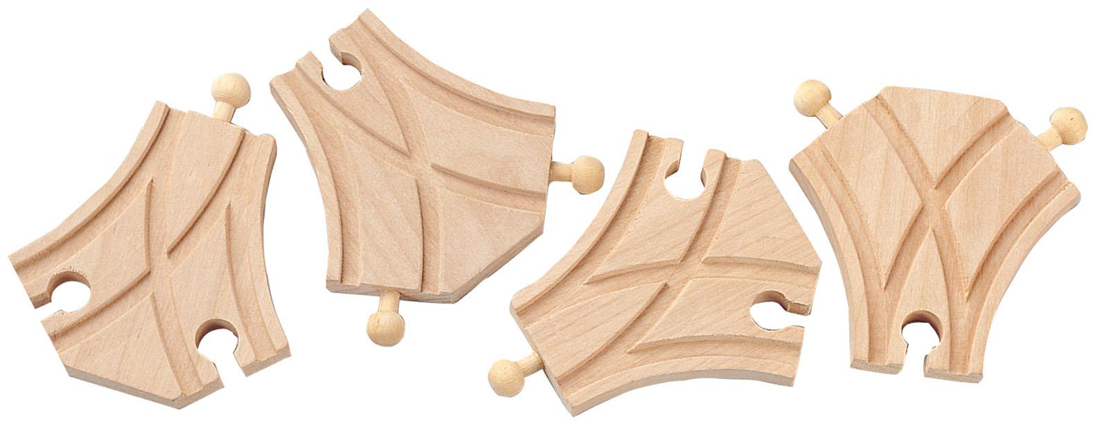 Symetrická výhybka - 4 kusy - Maxim 50921