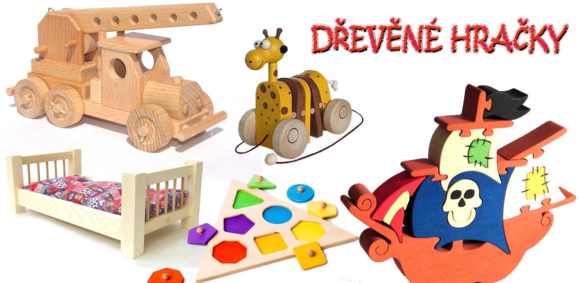 Dřevěné hračky, dřevěné puzzle, hlavolamy