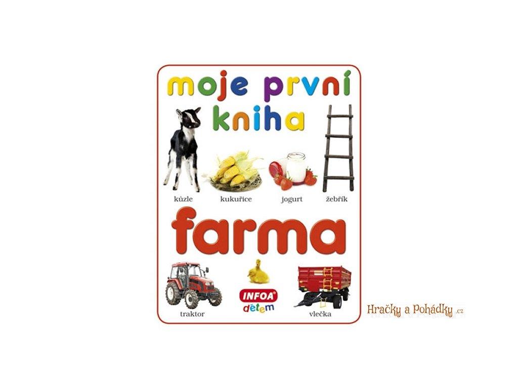 Moje první kniha - FARMA