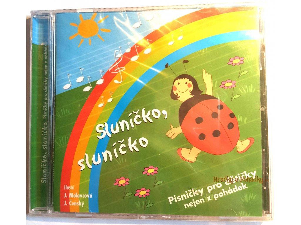 CD Páísničky pro děti, Sluníčko, Sluníčko