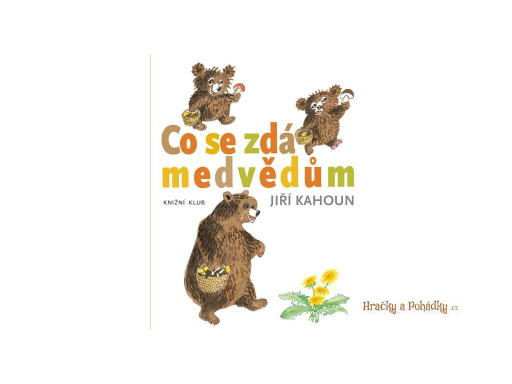 Co se zdá medvědům - Jiří Kahoun