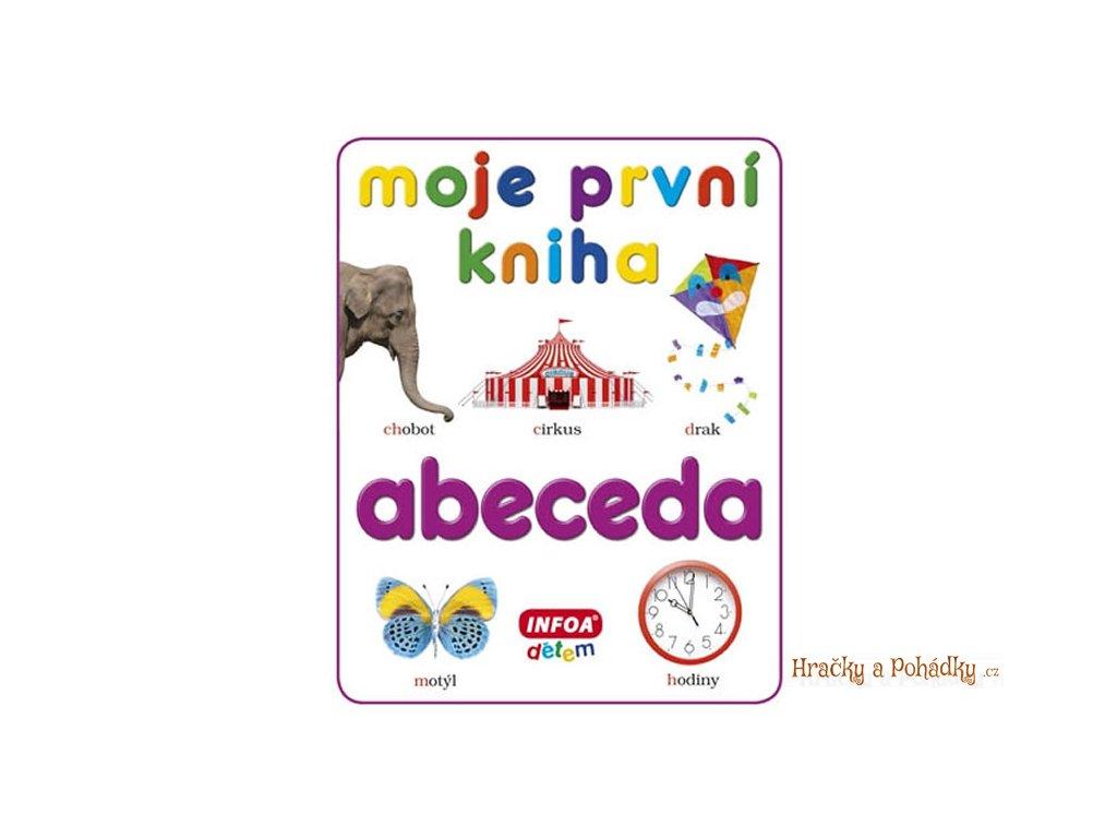 Moje prní kniha - ABECEDA