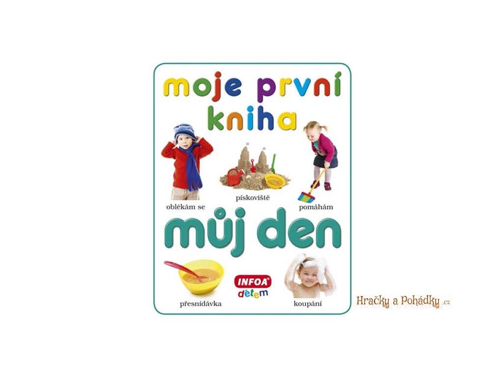 Moje prní kniha - Můj den