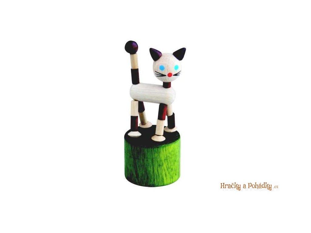 Mačkací figurka - kočka