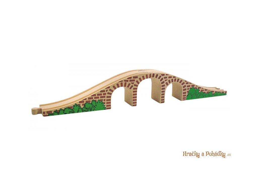 Příslušenství k vláčkodráze - most