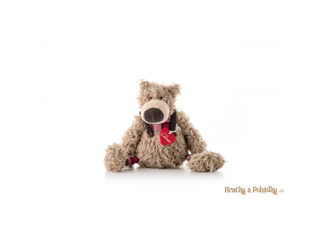 Plyšák medvěd Jakob 26 cm