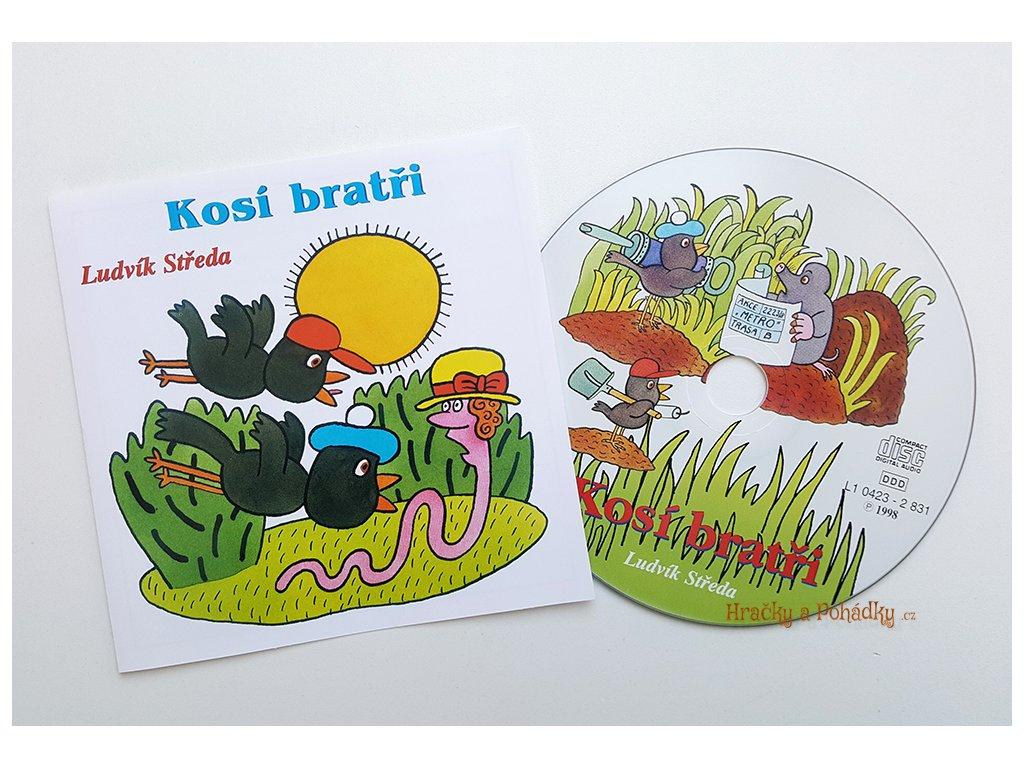 CD Kosí bratři