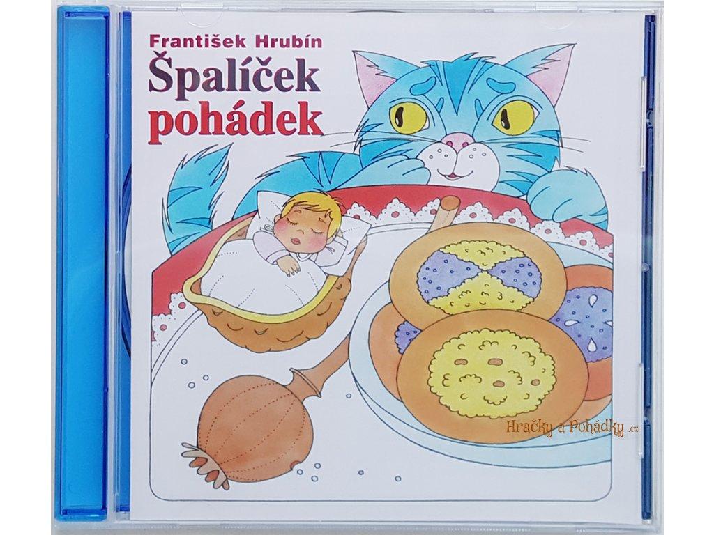 CD Špalíček pohádek - František Hrubín