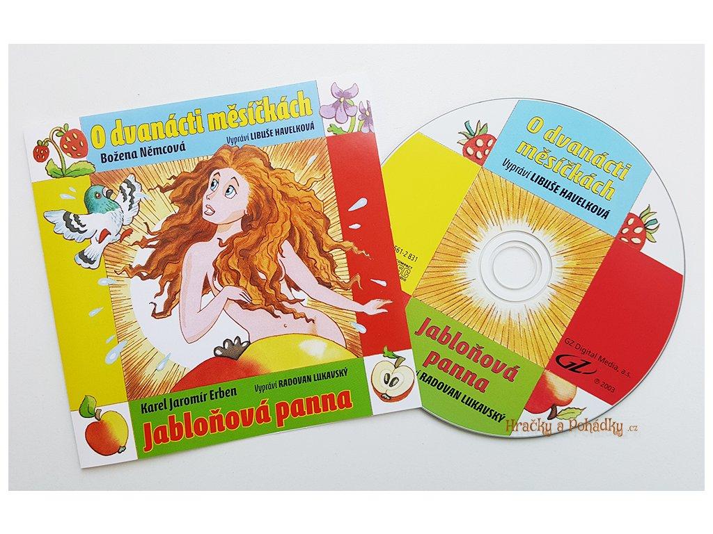 CD O 12 měsíčkách, Jabloňová panna