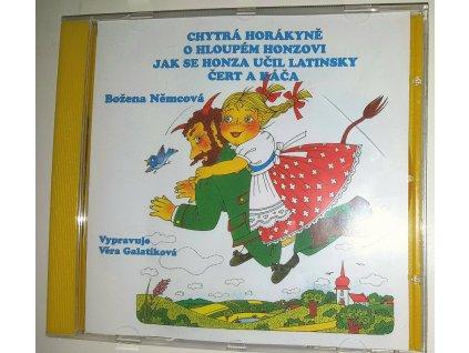CD Pohádky B. Němcové- Chytrá Horákyně
