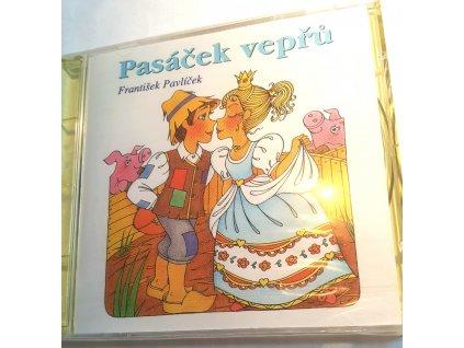 CD Pohádka-  Pasáček vepřů