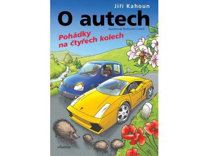 O Autech- Jiří Kahoun