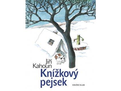Knížkový pejsek - Jiří Kahoun