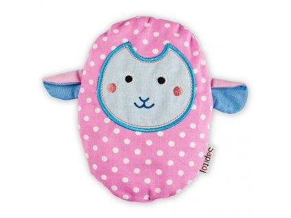 Nahřívací polštářek ovečka