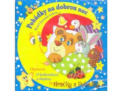 CD Pohádky na dobrou noc - K.J.Erben