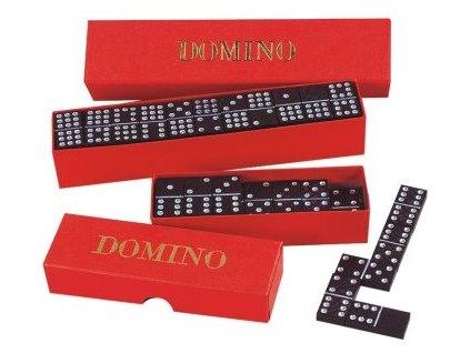 Dřevěné domino 55 kamenů