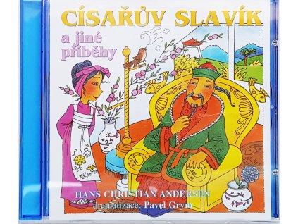 CD Císařův slavík a jiné příběhy