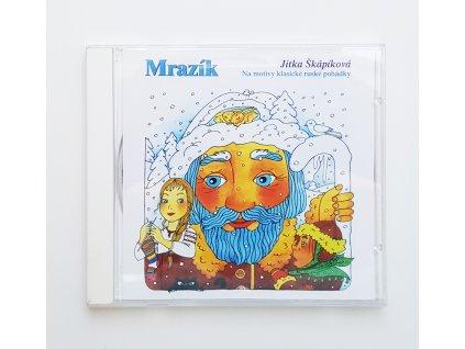 Pohádka na CD - Mrazík