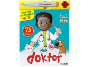 Malý doktor - naučná knížka