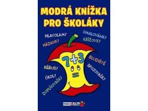 Modrá knížka pro školáky