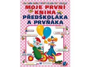 moje prvni kniha predskolaka