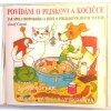 CD Pohádky J. Čapek- Povídání o pejskovi a kočičce