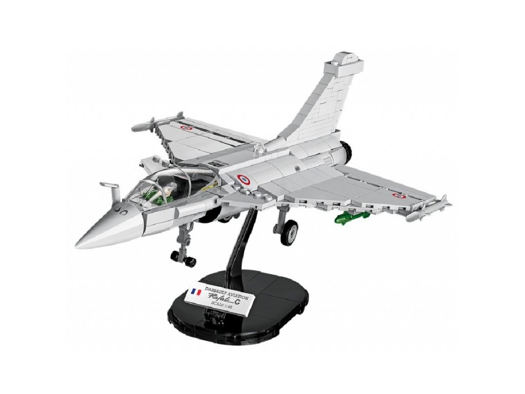 Stavebnice Armed Forces Rafale C 400 k