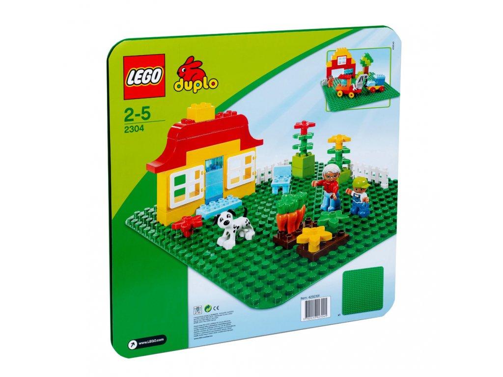 Lego 2304 duplo podložka na stavění
