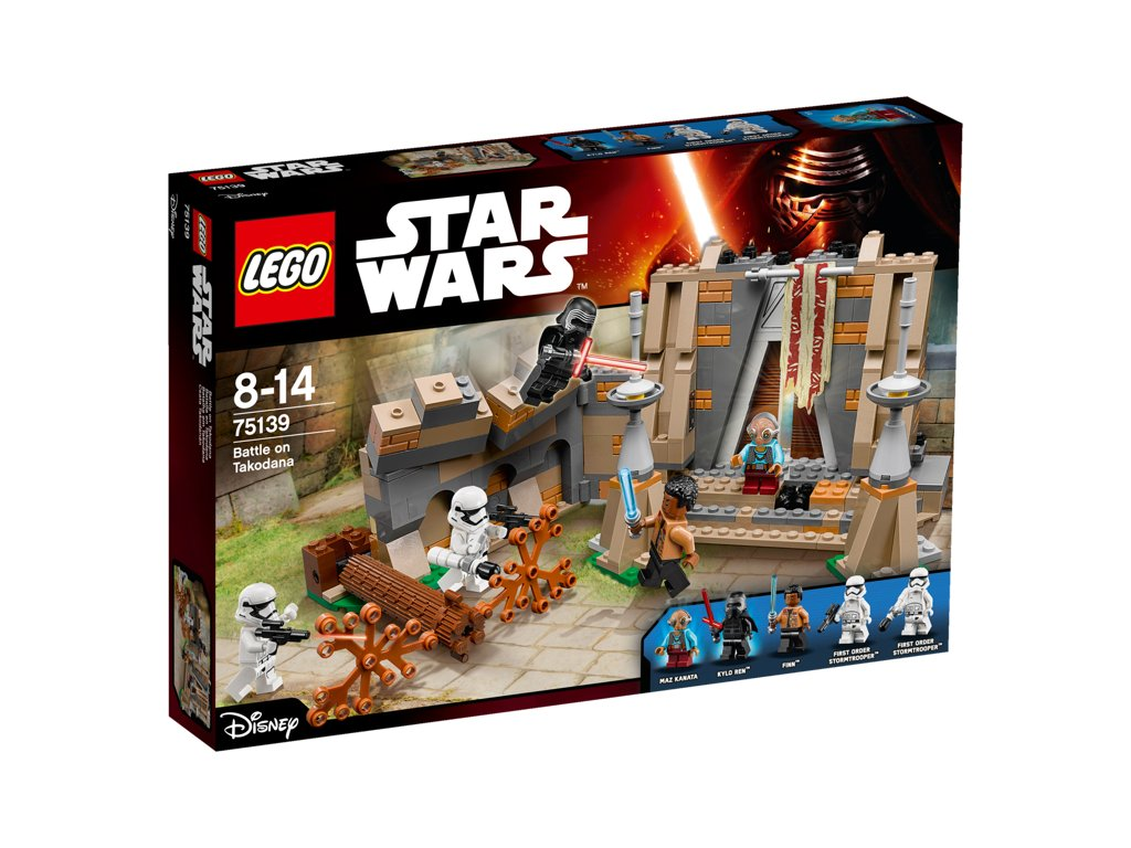 LEGO 75139 Star Wars Confidental TVC 1