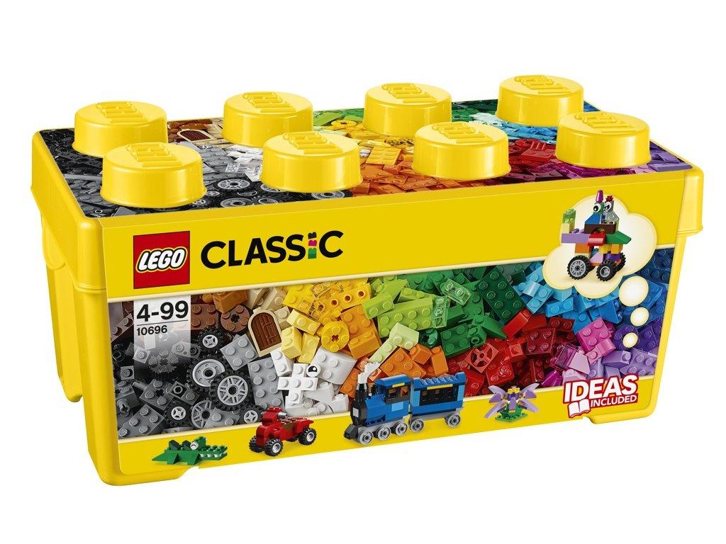 LEGO 10696 Střední kreativní box LEGO