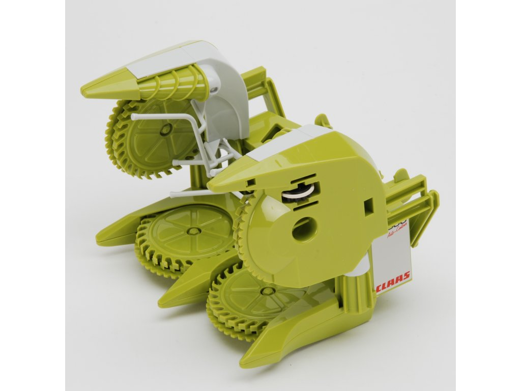 Náhradní díl pro Bruder BR 02131 - adaptér na sklizen kukuřice Claas Jaguar
